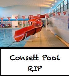 Consett pool  rip
